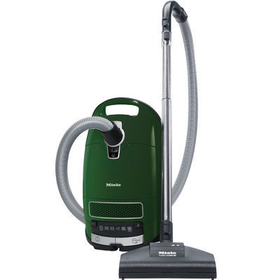 Miele Complete C3 Limited Edition Green Canister Vacuum