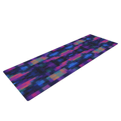 Kess Inhouse Skya by Nina May Yoga Mat