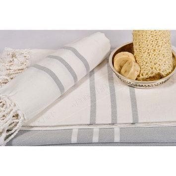 Antiochia Classic Bath Towel Color: Gray