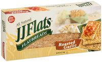 Old London® JJ Flats® Flatbreads Roasted Garlic 5 oz. Box