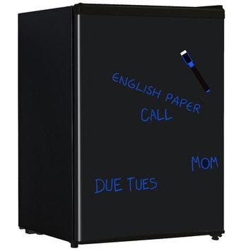 Equator Advanced Appliances Equator-Arcticking 2.4 cu. ft. Compact Refrigerator; Chalkboard