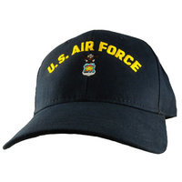 Motorhead Products US Military Logo Cap Branch: Air Force