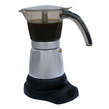 Mbr Industries 6 Cup Electric Coffee Maker