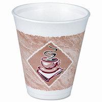 Dart Cafe G Foam Hot/Cold Cups