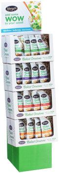 Marzetti® Seasoned/Caesar/Cheese & Garlic/Garlic & Butter Baked Croutons 48-5 oz. Corrugated Display