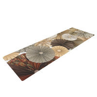 Kess Inhouse Dusty Road by Heidi Jennings Yoga Mat