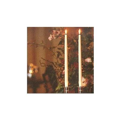 Light Technology Pub Light In the Dark Wedding Taper Candles (Set of 12)
