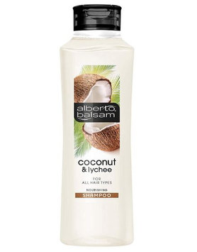 alberto balsam® Coconut & Lychee Shampoo