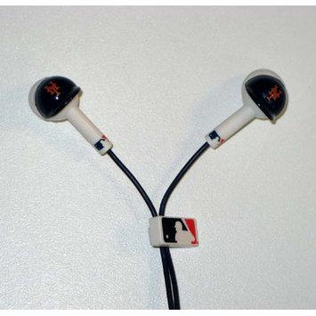 Ihip Digital MLB New York Mets Batting Helmet Style Earbuds