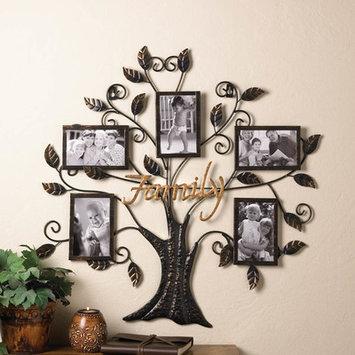 FAMILY TREE PHOTO DECOR