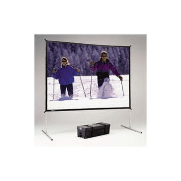 Da-Lite Ultra Wide Angle Fast Fold Deluxe Replacement Rear Projection Screen - 67