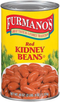 Furmano's Red Kidney Beans 40 Oz Can