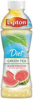 Lipton Diet Iced Green Tea with Watermelon