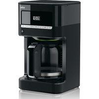 Braun KF7000BK Brew Sense Drip Coffee Maker, Black