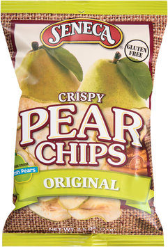 Seneca® Crispy Original Pear Chips 2.5 oz. Bag