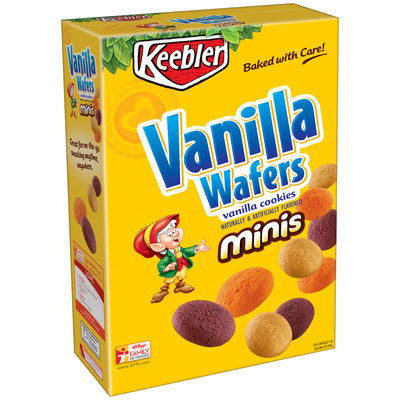 Keebler® Vanilla Wafers Minis Cookies 12 oz. Box