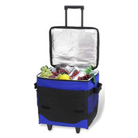 Picnic at Ascot Sixty Can Collapsible Rolling Cooler