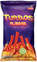 Sabritas® Turbos® Flamas® Flavored Corn Snacks