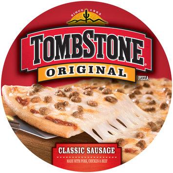TOMBSTONE Original Classic Sausage Pizza 22 oz.