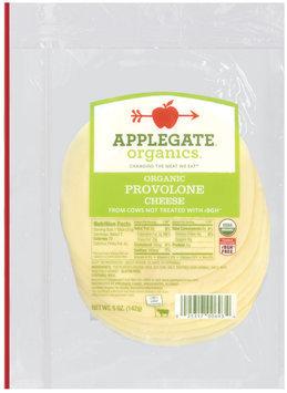 Applegate Farms Organic Provolone (Item Number 12693) Cheese 5 Oz Peg
