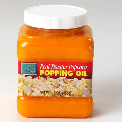 Wabash Valley Farms Real Theater Popcorn Popping Oil