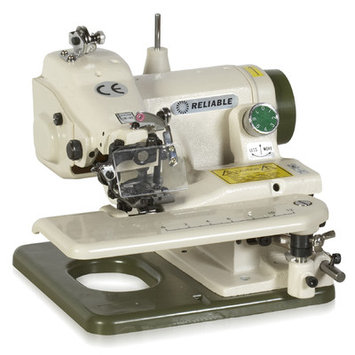 Reliable MSK-588 Portable Blindstitch Machine with Skip Stitch