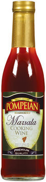 Pompeian Marsala Imported Cooking Wine 12.7 Oz Glass Bottle