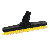 Syr Grout Brush BLK Bristles Color: Yellow