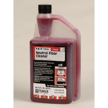 Franklin Cleaning T.E.T. #2 Neutral Floor Cleaner Bottle