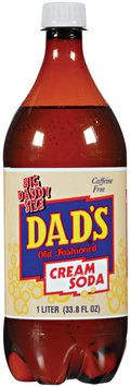 Dad's Old Fashioned® Cream Soda 1 L Bottle