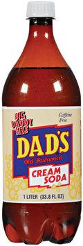 Dad's Old Fashioned® Cream Soda 1 L Bottle
