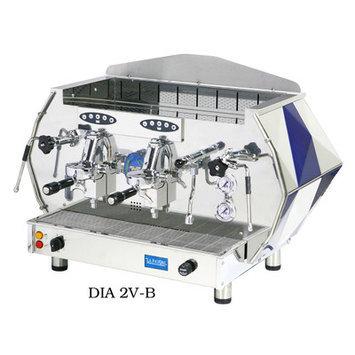 Isomac La Pavoni Diamente Volumetric Coffee Maker Color: Blue