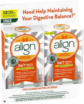 Bifantis Align Probiotic Supplement 84 Count