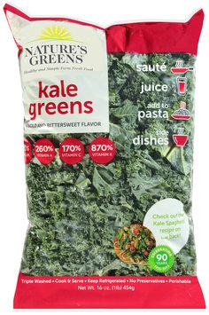 Nature's Greens® Kale Greens 16 oz. Bag