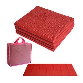 Khataland YFM-ELUT-7427C YoFoMat, Extra Long, Ultra Thick - Cherry Red