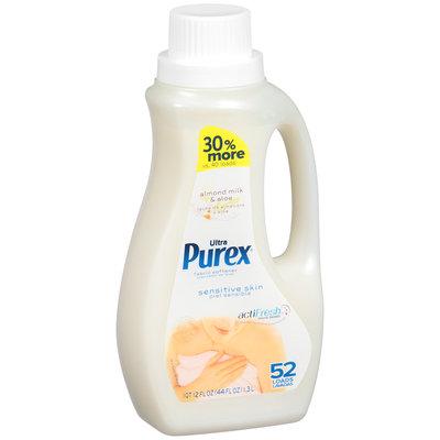 Purex® Ultra Almond Milk & Aloe Sensitive Skin Liquid Fabric Softener 12 fl. oz. Jug