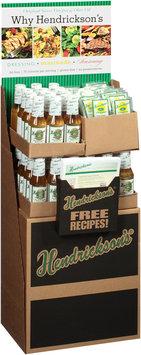 Hendrickson's® Original Sweet Vinegar & Olive Oil Salad Dressing Display