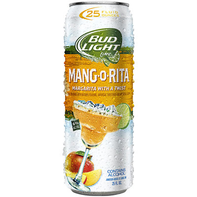 Bud Light Lime® Mang-O-Rita 25 fl. oz. Can