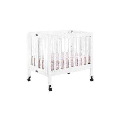Babyletto Origami Mini Crib (White)