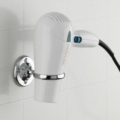 Chrome Hair Dryer Holder Tymr Brntwd(Case of 14)