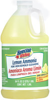 Special Value Lemon Sudsy Detergent Ammonia 64 Fl Oz Jug