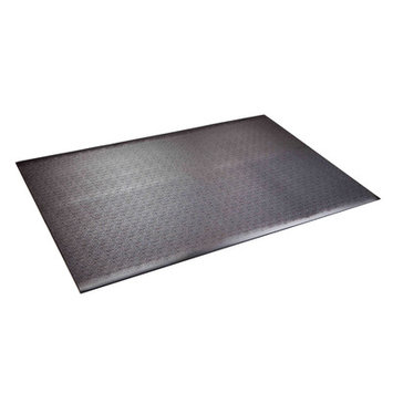 SuperMats Solid Heavy Duty PVC Mat