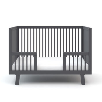 Oeuf Sparrow Conversion Kit Crib Date of Manufacturer: After January 2011, Finish: Slate