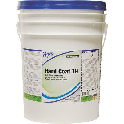 Nyco Products Company NL167-P5 Hardcoat 19 Floor Finish 5 gal Floor Finishes