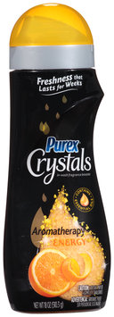 Purex® Aromatherapy Energy Crystals In-Wash Fragrance Booster 18 oz. Bottle