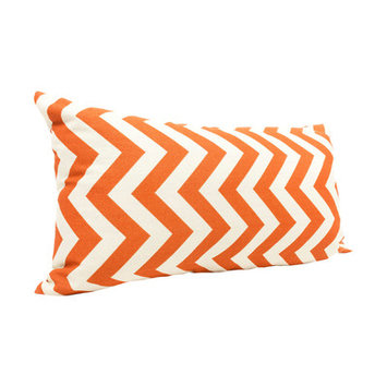 Majestic Home Goods 1 Burnt Orange Uv Protected Outdoor Accent Pillow