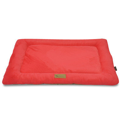 PLAY Chill Pad Red Dog Bed Large