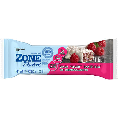 ZonePerfect® Greek Yogurt Raspberry Nutrition Bar 1.58 oz. Wrapper
