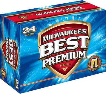 Milwaukee's Best 12 Oz Cans Beer 24 Pk Suitcase