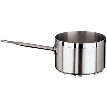 Paderno World Cuisine 11106 Grand Gourmet Sauce Pan, Silver, 12.5 diam. x 7.625H in. - Silver, 12.5 diam. x 7.625H in. - 11106-32